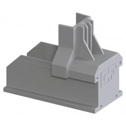 ClickFit EVO - Ändklämma grå