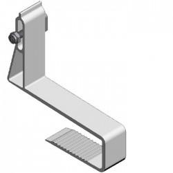 Alu Slimline 40-50 mm twist hh+locknut