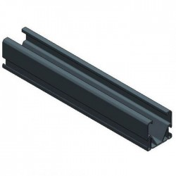 Alu Side++ profile L6347mm - black
