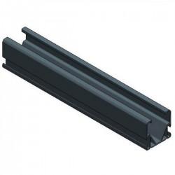 Alu Side++ profile L1086 mm - black