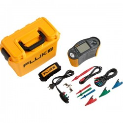 Fluke 1664FC installationstestare