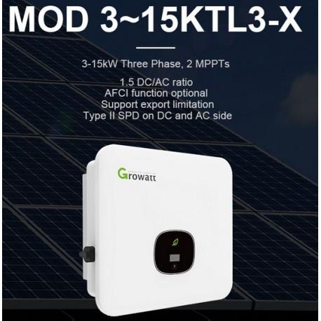 Growatt MOD 6000TL3-X