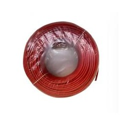 Solar cable 1 x 6 mm2 Red (per 100 meter)