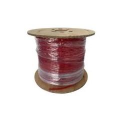 Solar kabel 1 x 6 mm2 RED (per 500 meter)