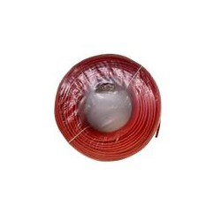 Solar Cable 1x 4mm2 RED (per 100 meter)